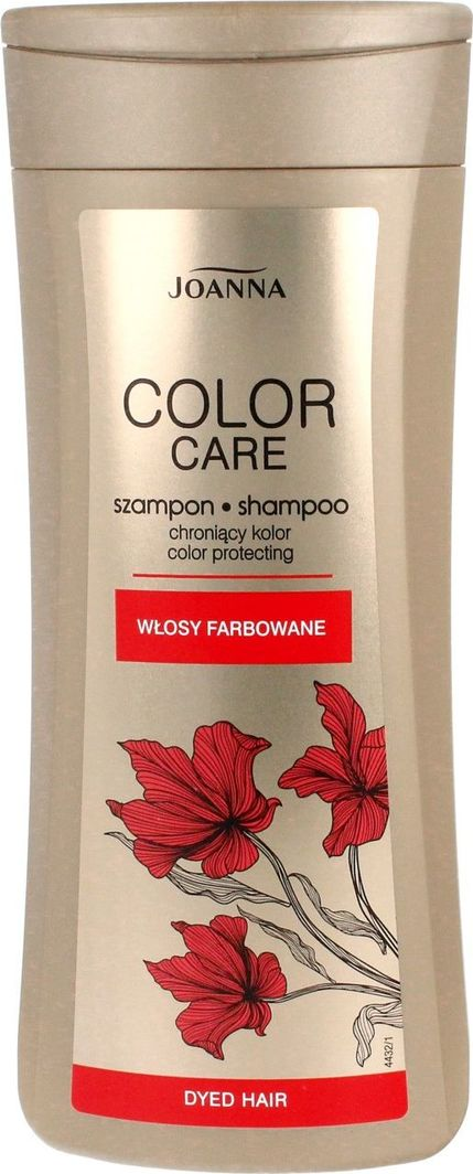 Joanna Color Care Szampon do włosów chroniący kolor 200ml 1