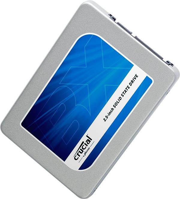 """Dysk SSD Crucial 240 GB 2.5"""" SATA III (CT240BX200SSD1) 1"""