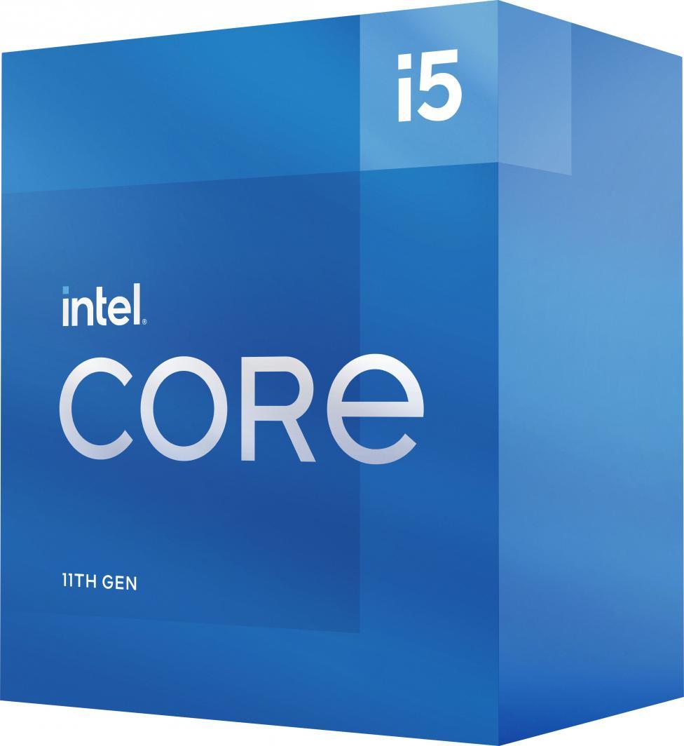 Procesor Intel Core i5-11600, 2.8GHz, 12 MB, BOX (BX8070811600) 1