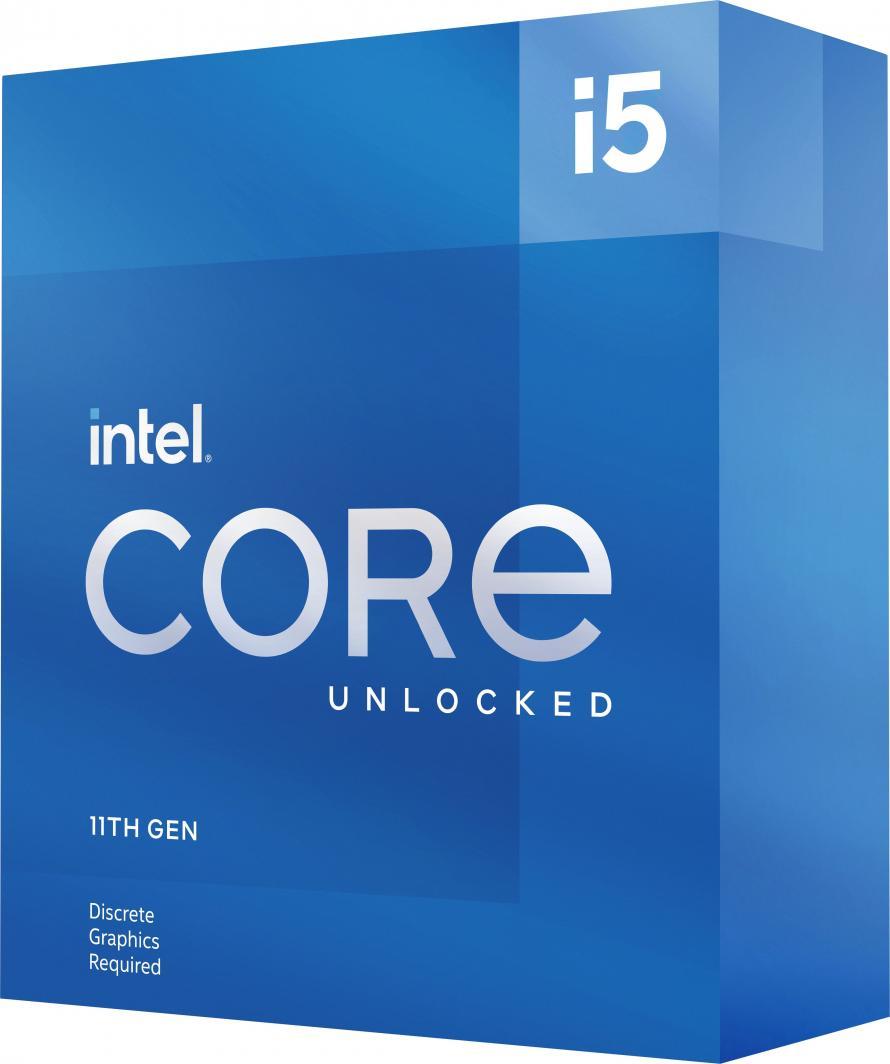 Procesor Intel Core i5-11600KF, 3.9GHz, 12 MB, BOX (BX8070811600KF) 1