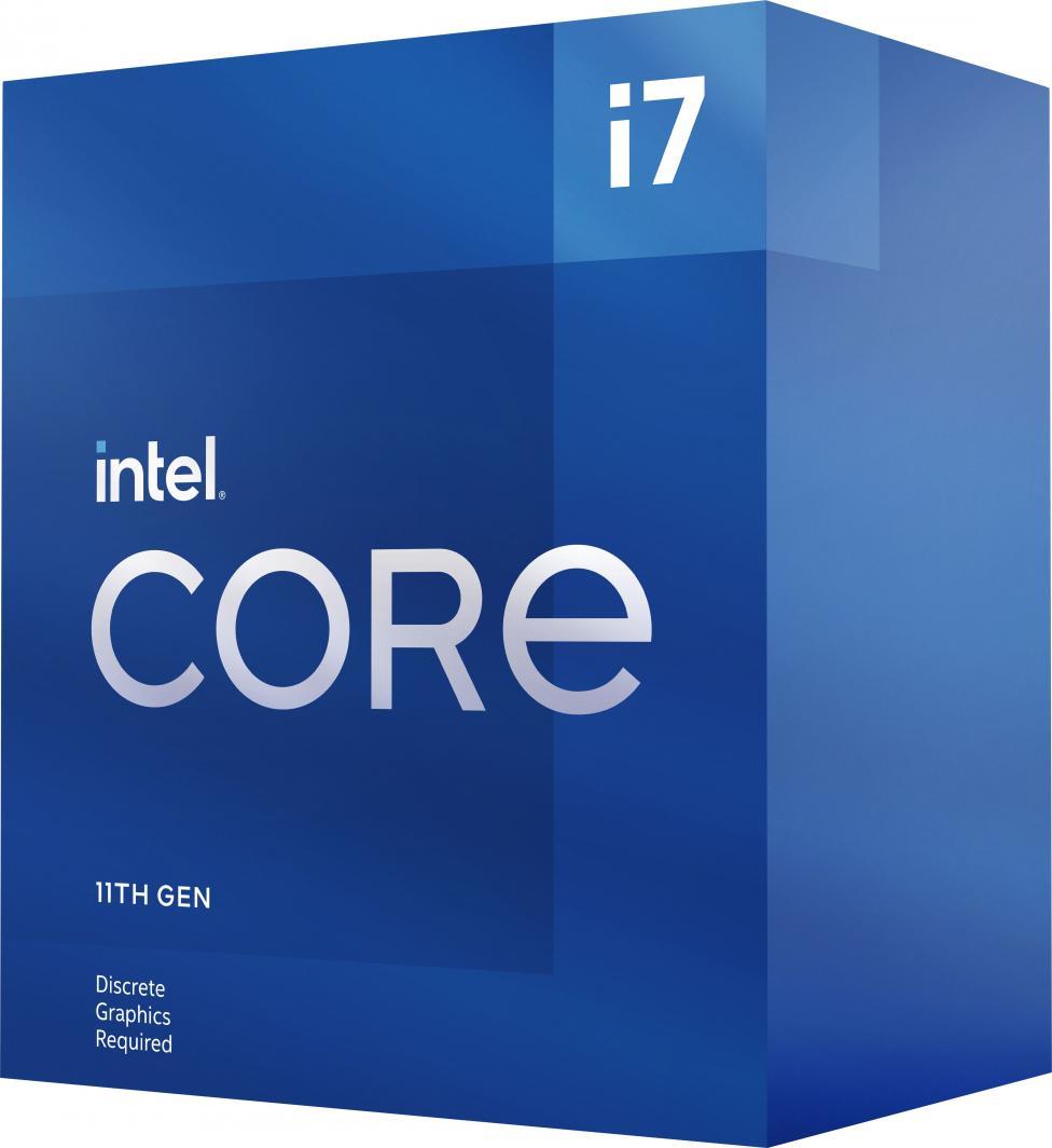 Procesor Intel Core i7-11700F, 2.5GHz, 16 MB, BOX (BX8070811700F) 1