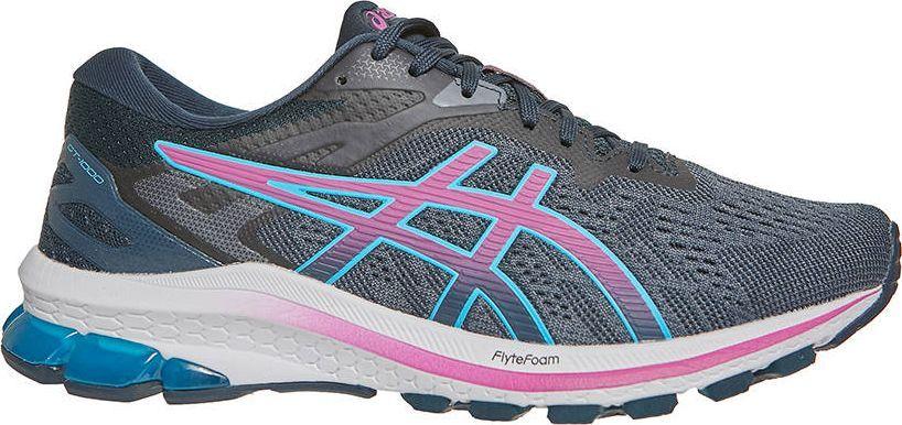 Asics Damskie buty do biegania asics GT 1000 10 1012A878-407 42 1