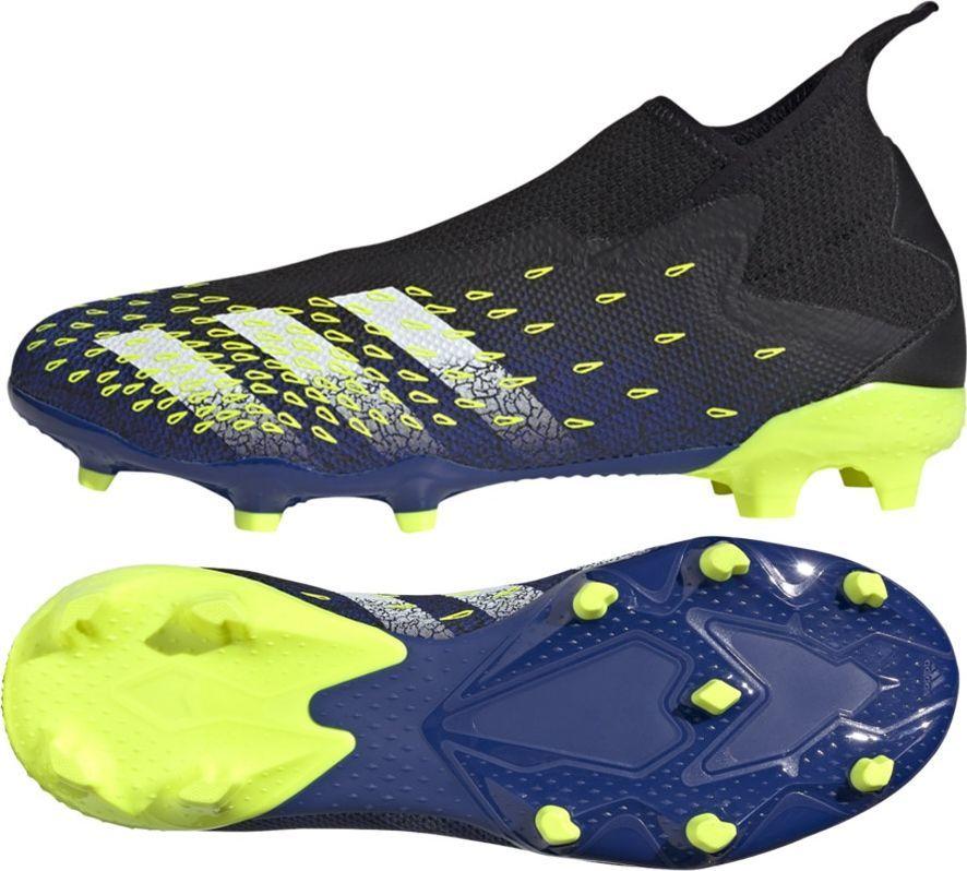 Adidas Buty adidas Predator Freak.3 LL FG FY0617 FY0617 czarny 42 2/3 1