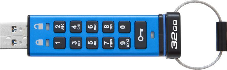 Pendrive Kingston DataTraveler 2000 32GB (DT2000/32GB) 1