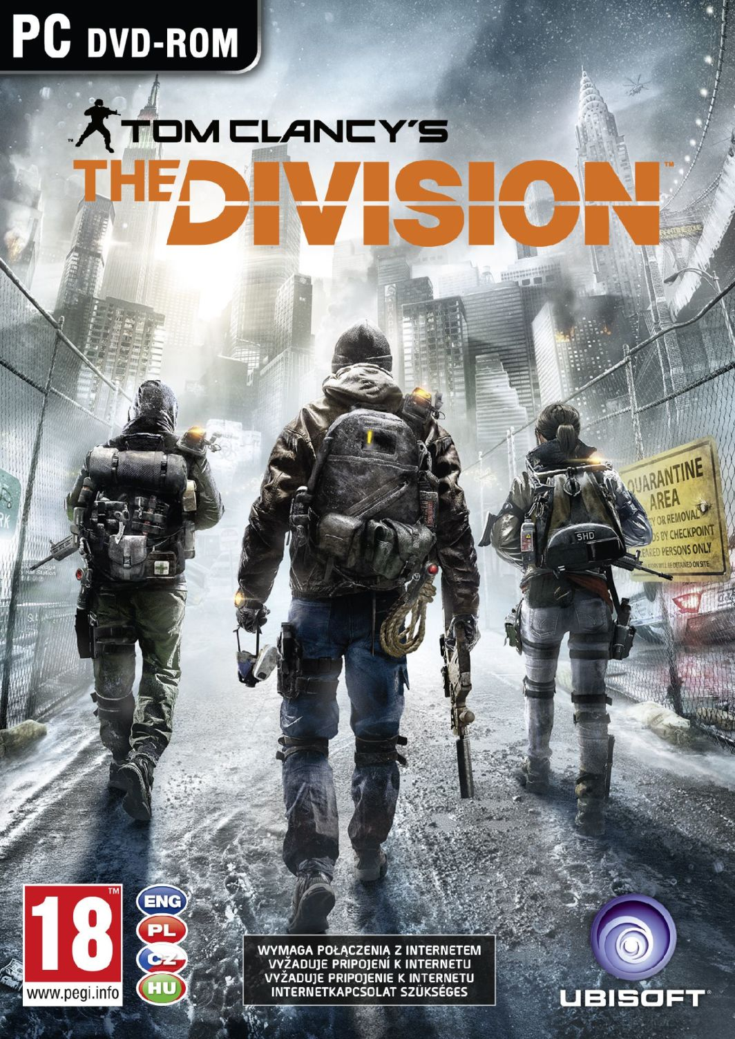 Tom Clancy's The Division PC 1