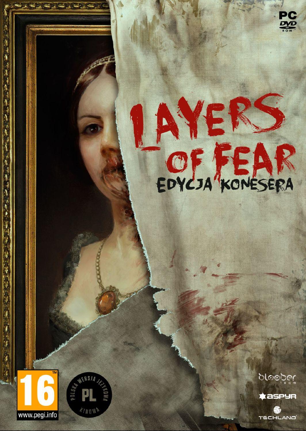 Layers of Fear Edycja Konesera PC 1