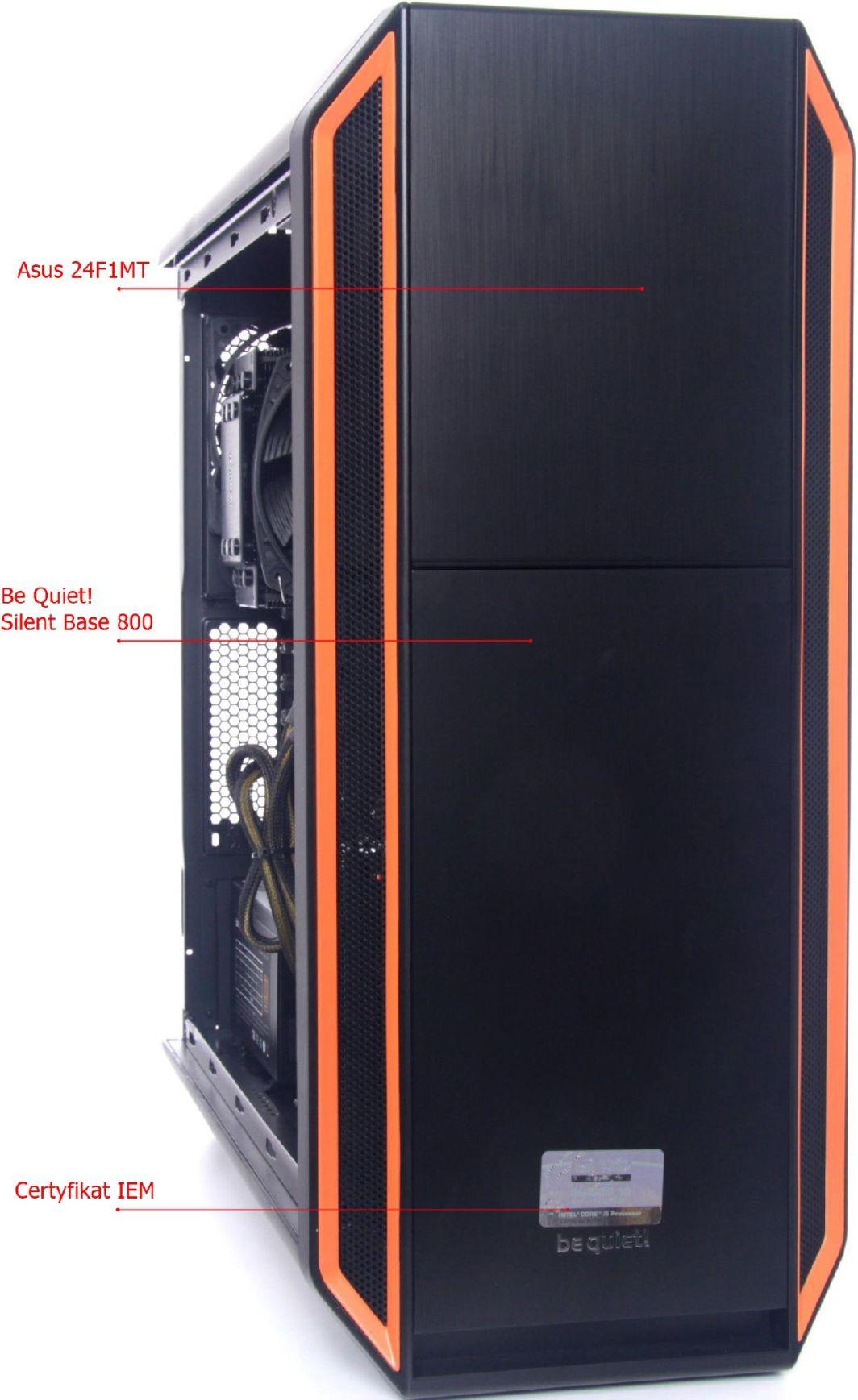 Komputer Core i5-6600K, 8 GB, GTX 960, 120 GB SSD 1 TB HDD Windows 10 Home 1