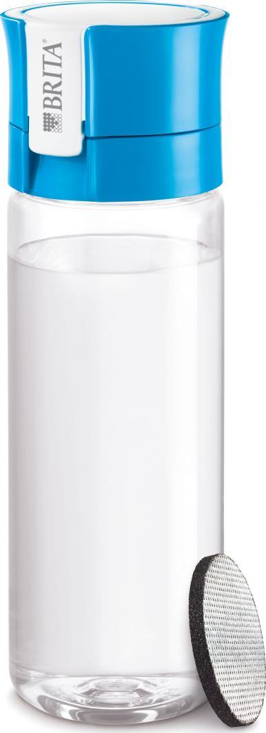 Brita Butelka filtrująca fill&go Vital niebieska 600ml 1