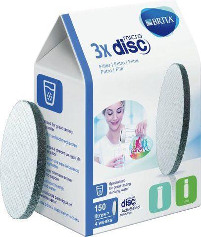 Wkład filtrujący Brita MicroDisc 3 szt. (051 761) 1