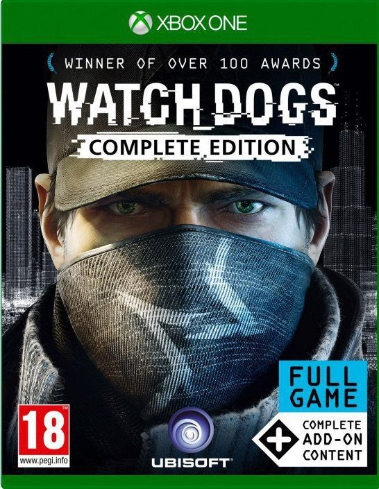 Watch Dogs Complete Edition Xbox One 1