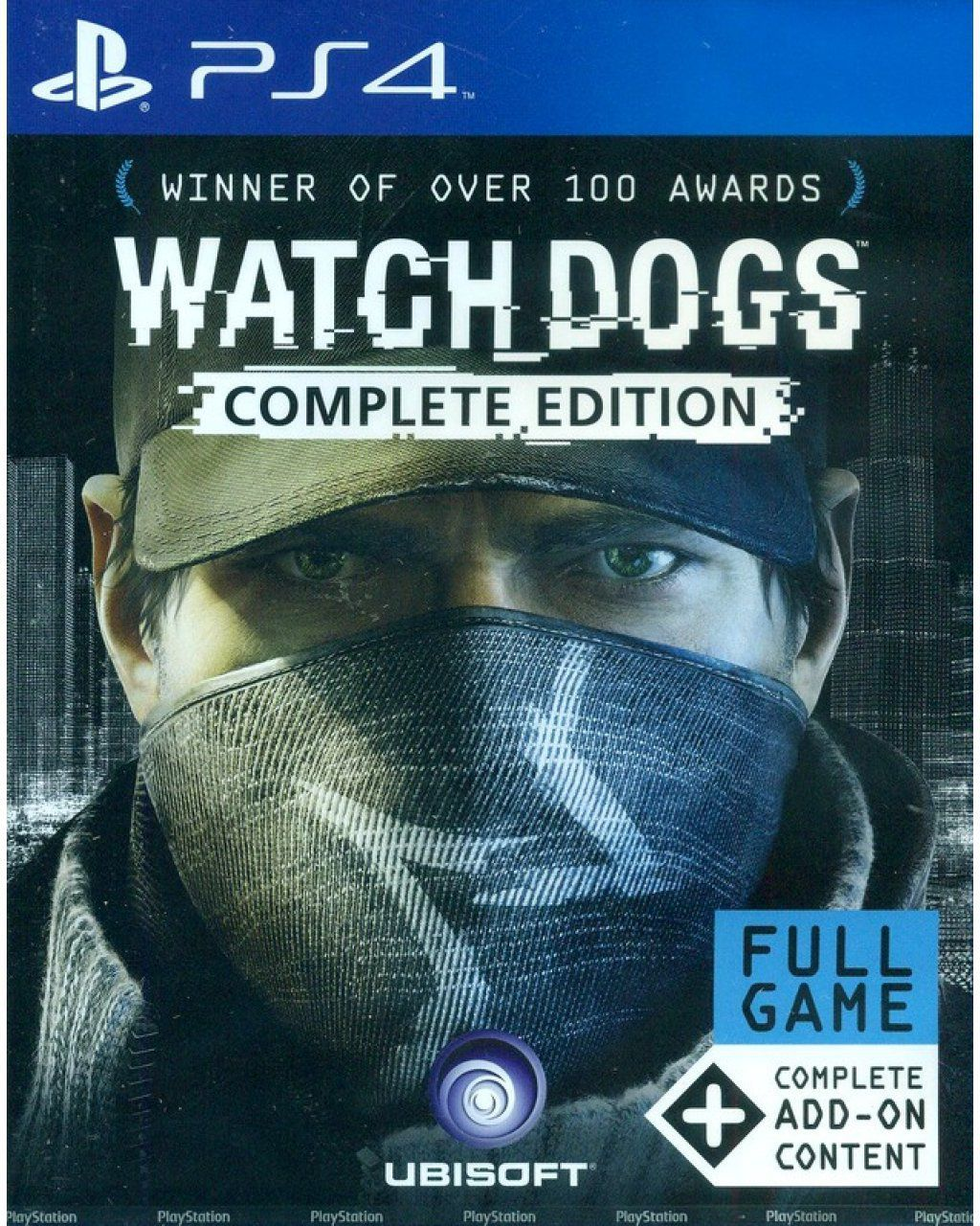 Watch Dogs Complete Edition PS4 1