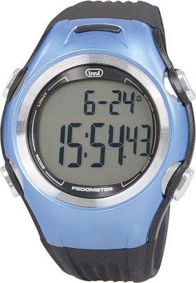 Trevi Opaska Fitness SF 120 krokomierz niebieski (0SF12004) 1