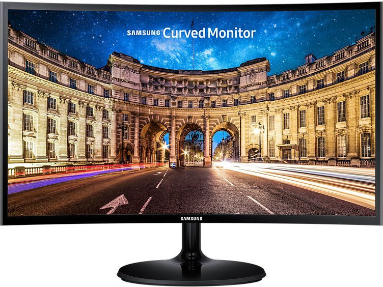 Monitor Samsung C24F390 (LC24F390FHRXEN) 1