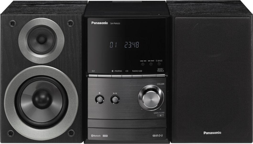 Wieża Panasonic SC-PM600EG-K 1