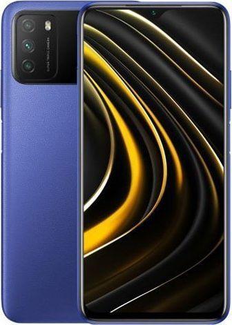 Smartfon Xiaomi POCO M3 64 GB Dual SIM Niebieski  (69341777281290) 1