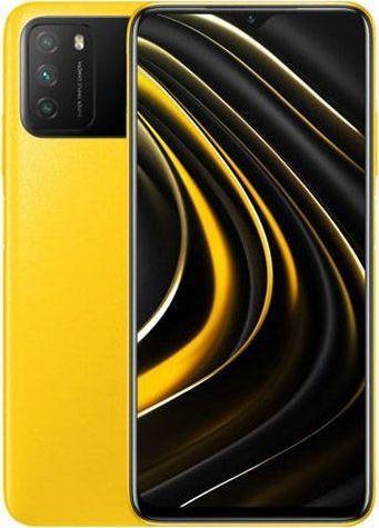 Smartfon Xiaomi POCO M3 64 GB Dual SIM Żółty  (69341777281500) 1