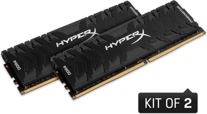 Pamięć HyperX Predator DDR4 16 GB 3333MHz CL16 (HX433C16PB3K2/16) 1