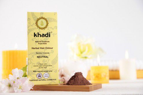 Khadi Henna Khadi Cassia - Bezbarwna 1