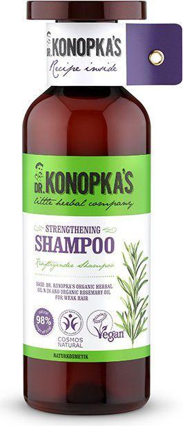 Dr.Konopkas Wzmacniający szampon do włosów 500ml 1