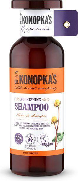 Dr.Konopkas Odżywczy szampon do włosów 500ml 1
