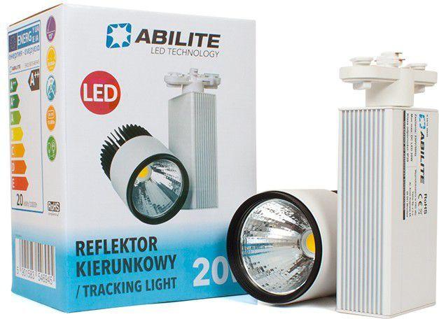 Abilite Reflektor Kierunkowy 1600lm 230V/20W (5901583546945) 1
