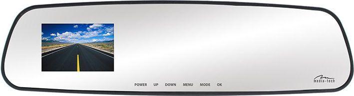 Kamera samochodowa Media-Tech U-Drive Mirror LT (MT4057) 1