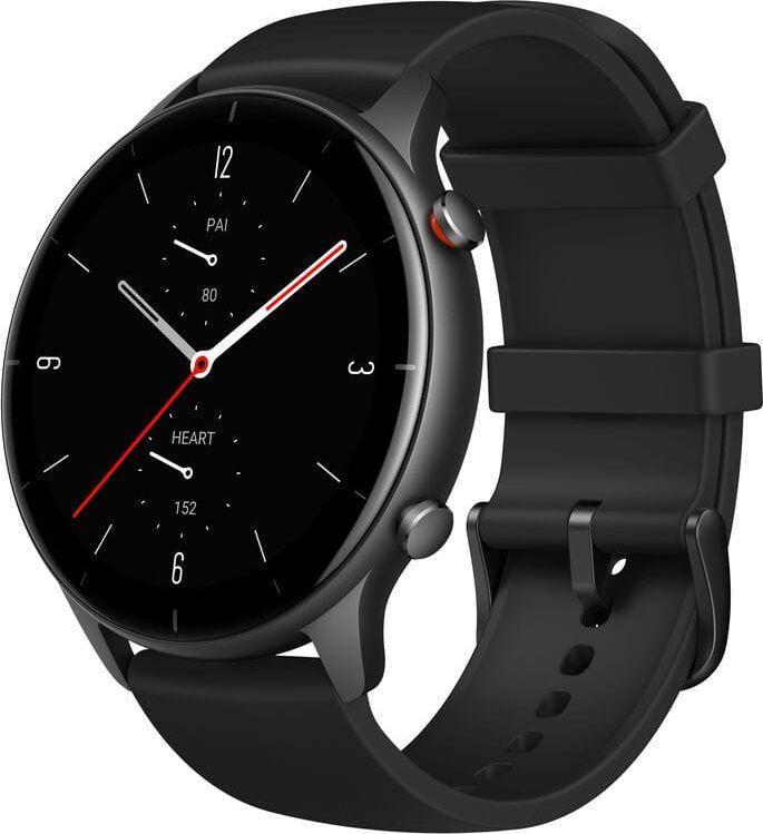 Smartwatch Amazfit GTR 2E Czarny  (ZEG-SMW-0079) 1