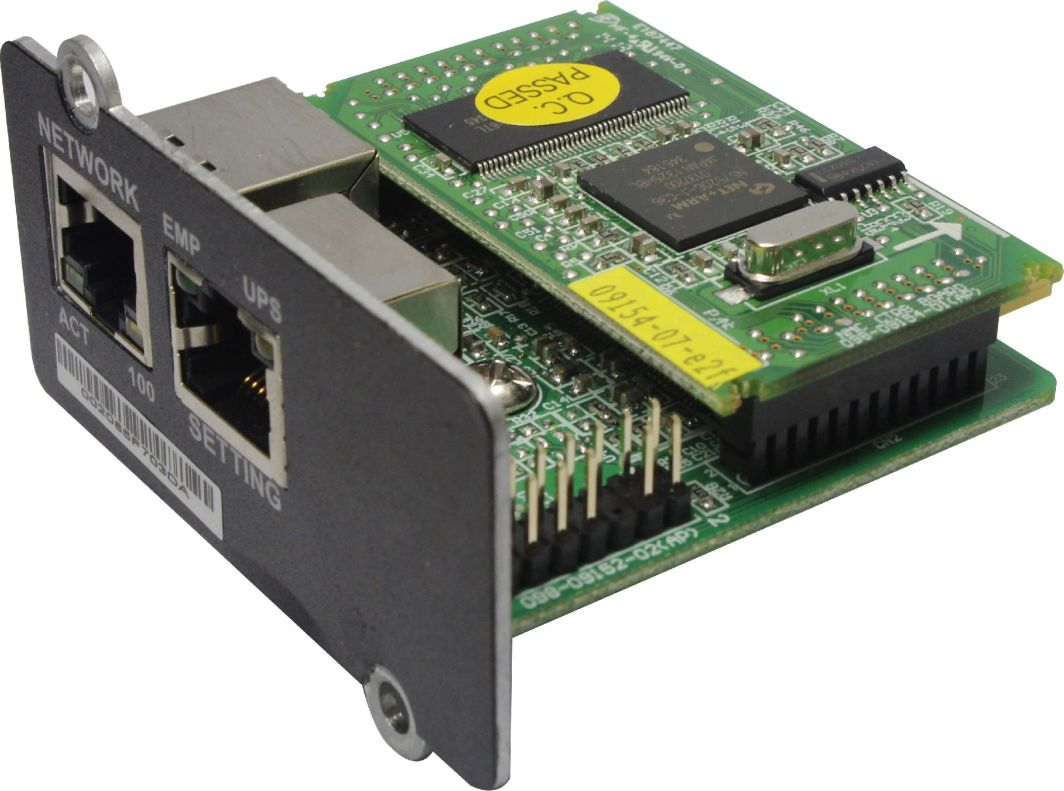 PowerWalker Moduł SNMP dla UPS serii VFI T/E LCD - 10120599 1