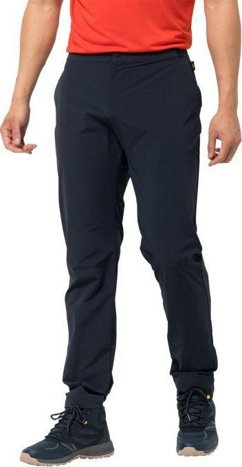 Jack Wolfskin Spodnie męskie Jwp Pant M night blue r. L 1