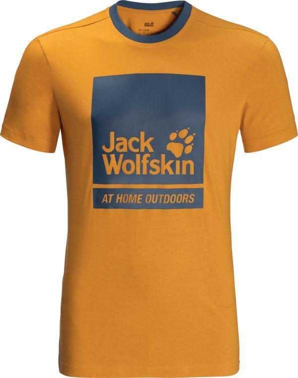 Jack Wolfskin Koszulka męska 365 Thunder T M amber r. L 1