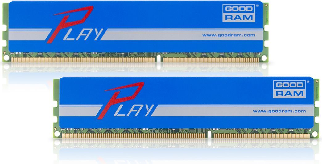 Pamięć GoodRam Play, DDR3, 8 GB, 1866MHz, CL9 (GYB1866D364L9AS/8GDC) 1