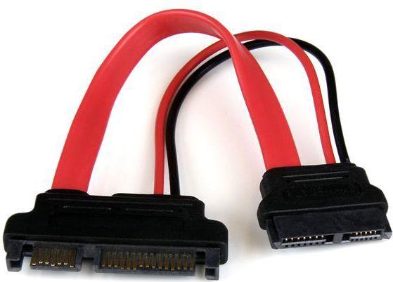 StarTech Adapter Slimline sata na sata (SLSATAADAP6) 1
