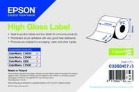 Epson HIGH GLOSS LABEL - (C33S045718) 1