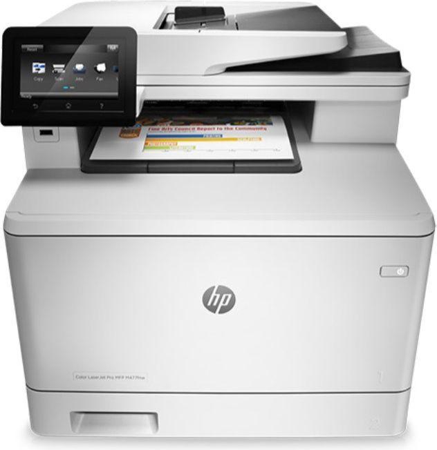 Urządzenie wielofunkcyjne HP Color LaserJet PRO M477fdw MFP (CF379A) 1