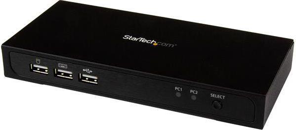 Przełącznik StarTech miniDisplayPort 2-1, SV231MDPU2 1
