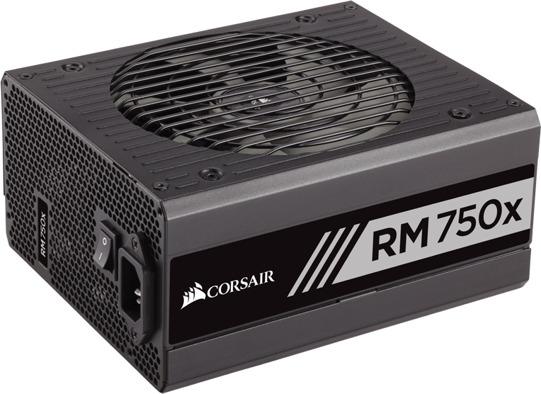 Zasilacz Corsair RM750X 750W (CP-9020092-EU) 1