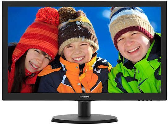 Monitor Philips V-line 223V5LHSB2/00 1