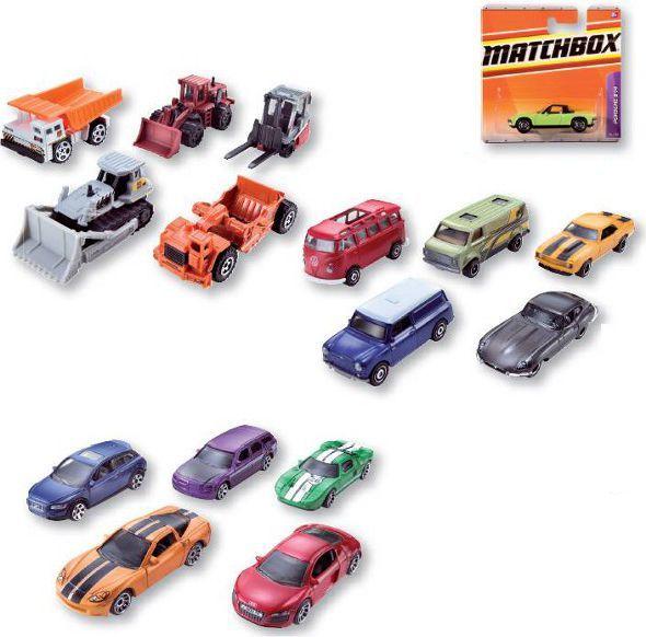 Mattel Matchbox Samochodzik (C0859) 1
