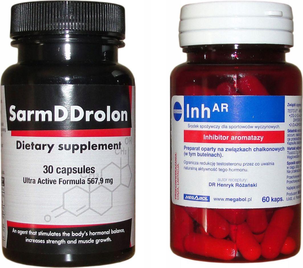 INHAR + SARM DDrolon mega dla zawodowców 1