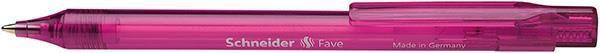 Schneider Długopis Automatyczny Fave, M, miks kolorów (4004675069306) 1