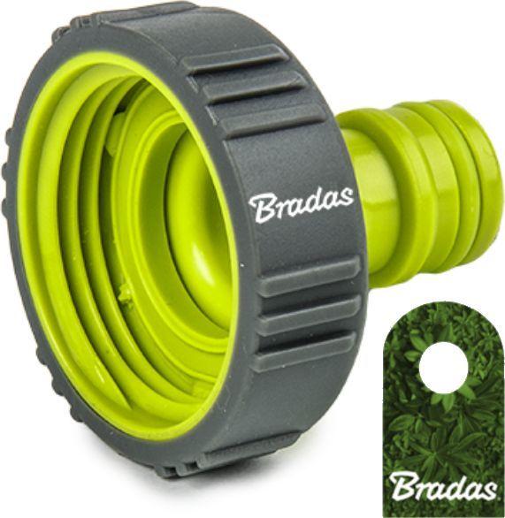 "Bradas Przyłącze na kran 1"" LIME LINE SOFT LE-S2197K BRADAS 3607 1"