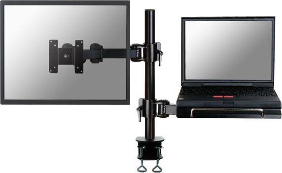 "Newstar Uchwyt biurkowy na monitor 10"" - 27"" i notebook (FPMA-D960NOTEBOOK) 1"