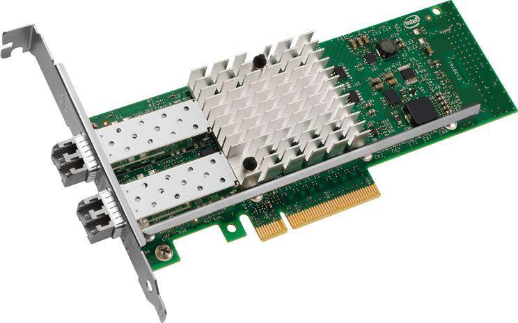 Karta sieciowa Intel X520-SR2 (E10G42BFSRBLK) 1