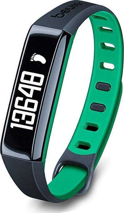 Smartband Beurer Czarny Zielony 1