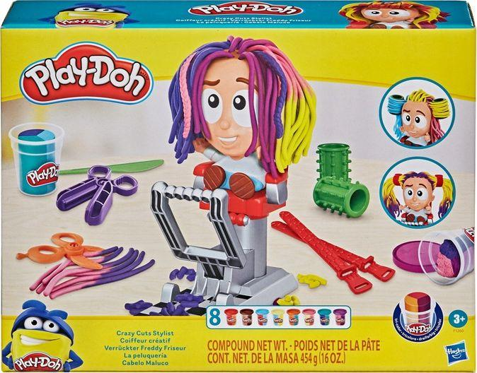 Play-Doh Szalony Fryzjer (F1260) NEW 1