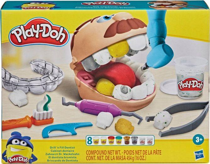 Play-Doh Dentysta (F1259) NEW 1