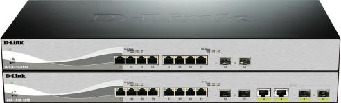 Switch D-Link DXS-1210-12TC 1