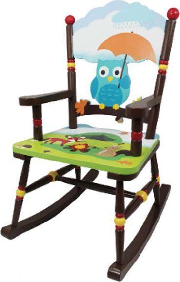 Fantasy Fields Zaczarowane krzesło bujane - TD11738A 1