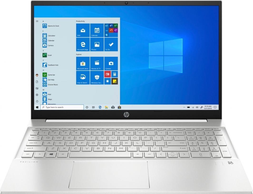 Laptop HP Pavilion 15-eg0008nw (2M0R6EA) 1