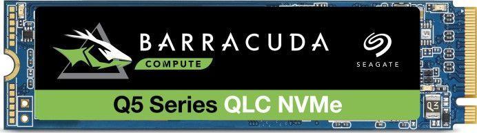 Dysk SSD Seagate BarraCuda Q5 2 TB M.2 2280 PCI-E x4 Gen3 NVMe (ZP2000CV3A001) 1